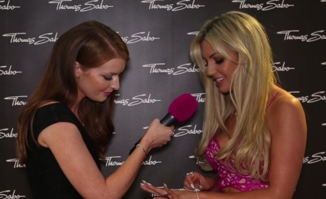 Talking jewellery with Rosanna Davison
