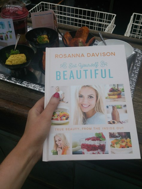Eat Yourself Beautiful by Rosanna Davison